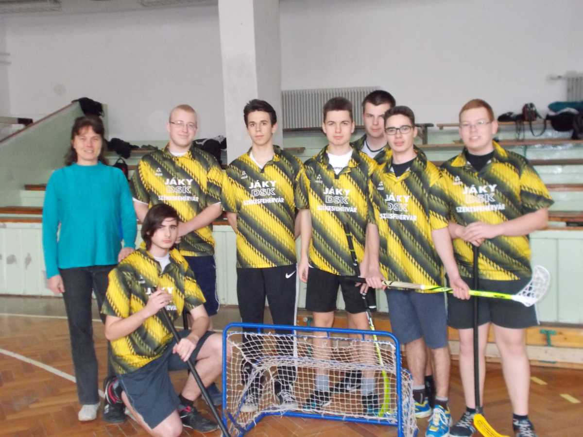 2016. fiú floorball